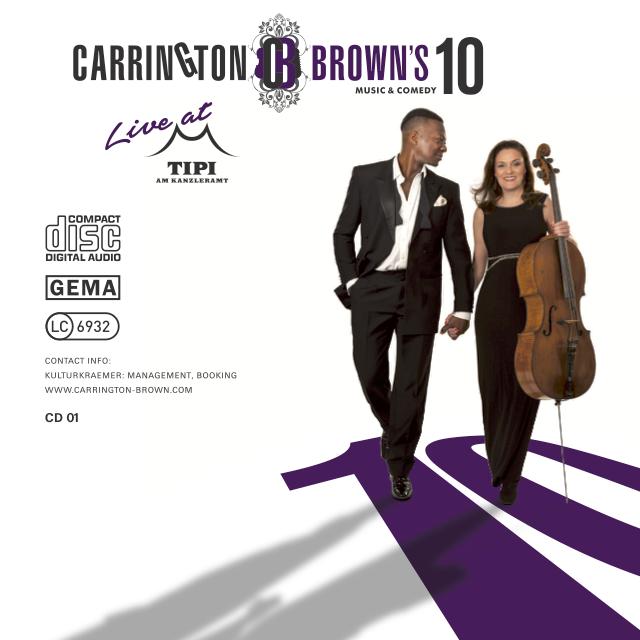 '10' (live) – Audio CD
